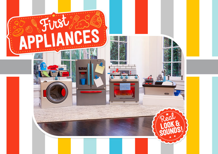 first appliances
